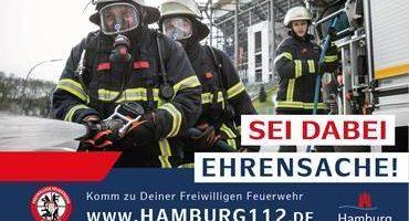 Hamburg 112 Kampagne